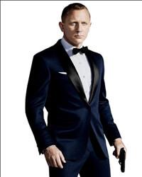 James Bond Gentleman